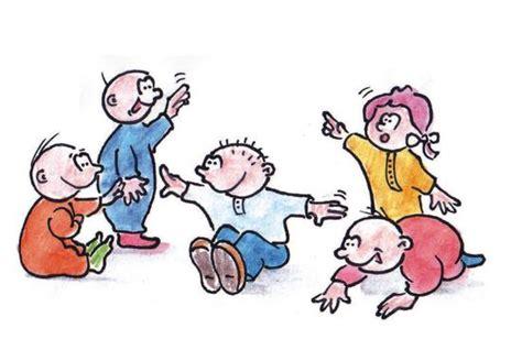 Spielendes Comic by Landkreis Ansbach Familie Senioren