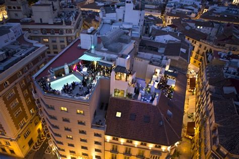 Marriott Gasl Rooftop Bar by Malaga S Best Rooftop Bars