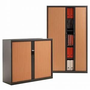 Armoire De Rangement Bureau : meuble pour bureau mobilier bureau pas cher lepolyglotte ~ Melissatoandfro.com Idées de Décoration