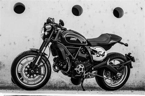 Review Ducati Scrambler Cafe Racer by 2018 Ducati Scrambler Cafe Racer Review Total Motorcycle