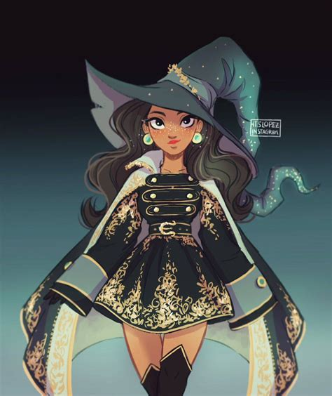 laia atitslopezz twitter character designs