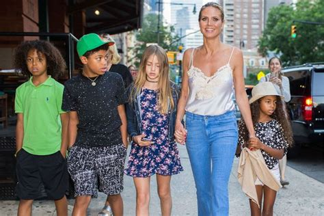 Maybe you would like to learn more about one of these? Heidi Klum shows she still has her supermodel figure as she steps out without a bra - Mirror Online