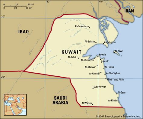 Desert Storm Brewing: Iraq Invades Kuwait | Britannica Blog