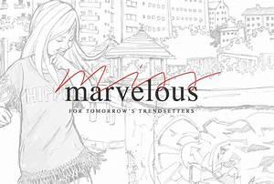 Machart Studios Mannheim : miss marvelous logoentwurf ~ Markanthonyermac.com Haus und Dekorationen
