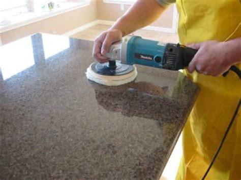 diy granite cleaning repair and polishing granite4less