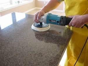 diy granite cleaning repair and polishing granite4less With how to polish marble floor diy