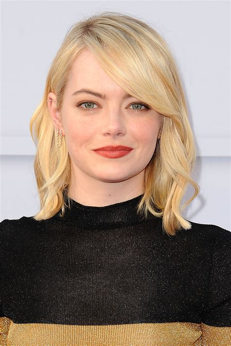32 Best Long Bob Hairstyles Our Favorite Celebrity Lob