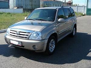 2003 Suzuki Xl7 Pictures  2 7l   Gasoline  Automatic For Sale