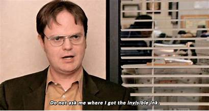 Dwight Friday Casual Schrute