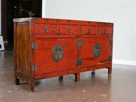 vintage narrow sideboard antique narrow sideboards and