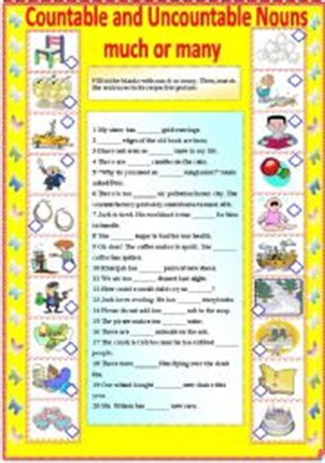 muchmany worksheets