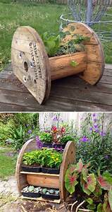 10, Truly, Cool, Diy, Garden, Bed, And, Planter, Ideas, For, Your, Garden