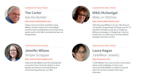 9 Strategies For Using Customer Testimonials In Your Content
