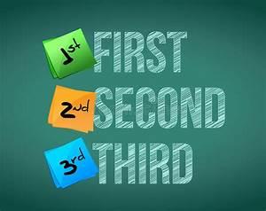 Winner, First, Second, Third, Stock, Illustration, Illustration