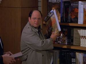 226 most memorable seinfeld moments crnchy for George costanza bathroom
