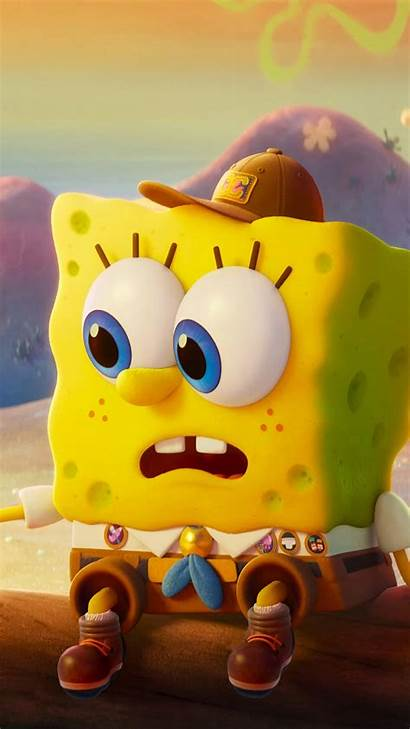 Spongebob Run Sponge Movie Gary Wallpapers 4k