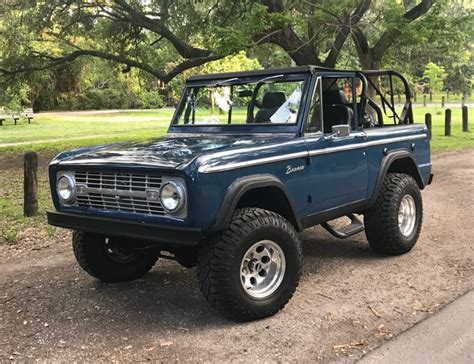 New Ford Bronco For Sale by 1970 Ford Bronco For Sale On Bat Auctions Sold For