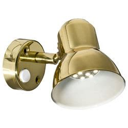 marine led cabin lights classic led cabin light brass boat electricals