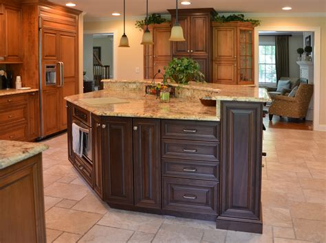 paneled kitchen cabinets two tone kitchen manasquan new jersey by design line kitchens 1409
