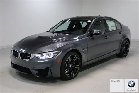 New 2018 Bmw M3 4dr Car In Elmhurst #b8062  Elmhurst Bmw