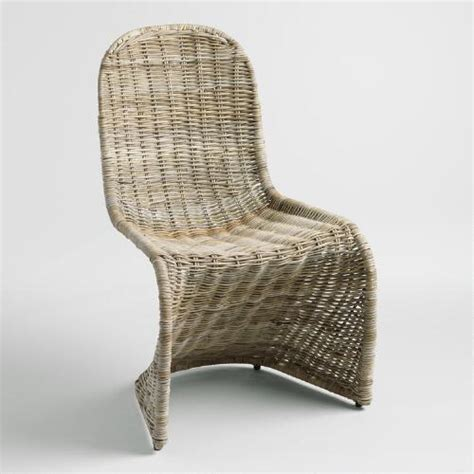 kubu rattan maleya molded chair world market