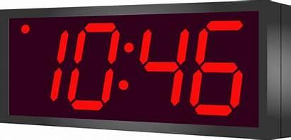 Clock Digital Display Timer Why Animated Led
