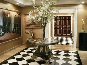 Round Entryway Table Plans STABBEDINBACK Foyer