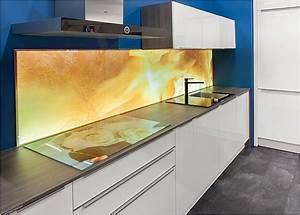 Küchenrückwand Glas Foto : die 9 kreativsten ideen f r die k chenr ckwand ~ Michelbontemps.com Haus und Dekorationen