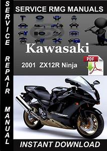 2001 Kawasaki Zx12r Ninja Service Repair Manual Download