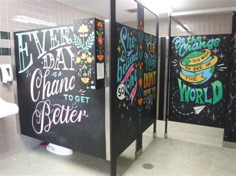 bathroom stalls girls bathroom middle school pto