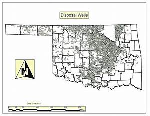Oklahoma Becomes  U0026 39 An Intake State U0026 39  For Disposal Wells