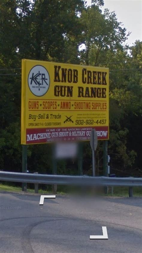 knob creek range knob creek gun range ritchey ln west point ky cmt
