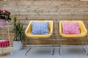 Tapis Pour Balcon : tapis d 39 ext rieur pas de souci pour le bois de la terrasse mich le laferri re d co ~ Voncanada.com Idées de Décoration