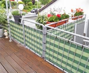 balkon sichtschutz nach maãÿ windschutz sichtschutz für terrasse balkon nach maß
