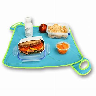Clipart Bag Fast Lunchbox Lunch Transparent Placemat