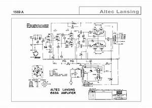 Altec Lansing 1569a Sch Service Manual Download Wiring Diagram