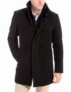 Veste En Laine Homme : veste homme en laine brice ~ Carolinahurricanesstore.com Idées de Décoration