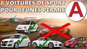 Liste Voiture Jeune Conducteur : 8 voitures de sport pour jeune permis youtube ~ Medecine-chirurgie-esthetiques.com Avis de Voitures