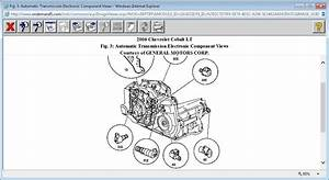 Chevy Cobalt Engine And Transmission Diagram  Catalog  Auto Parts Catalog And Diagram