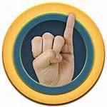 Language Sign Icon American App Quickstart Selectsoft