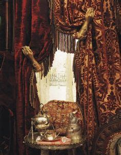 Lush Decor Velvet Curtains by 1000 Images About Draperies On Pinterest Victorian