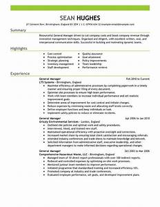11 amazing management resume examples livecareer With director resume template