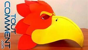 Comment Faire Un Oiseau En Papier : comment faire un masque d 39 oiseau ~ Melissatoandfro.com Idées de Décoration