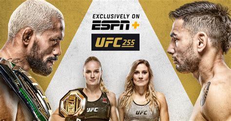 Watch UFC 255 live stream online: Figueiredo vs Perez ESPN ...