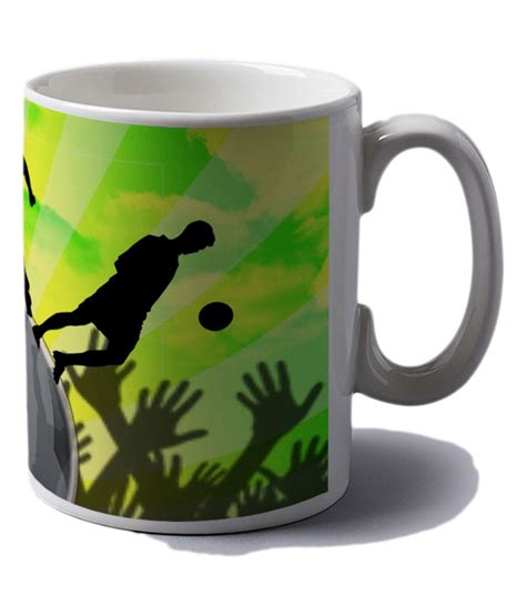 With bru instant, you can now discover a great coffee experience with your loved ones. Artifa Football Coffee Mug: Buy Online at Best Price in India - Snapdeal