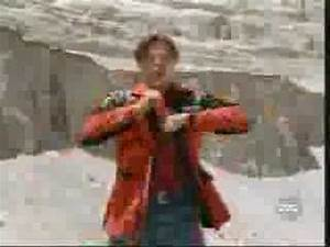 Power Rangers Wild Force - Forever Red morphing sequence ...