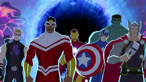 Marvel Reportedly Cancelling All Disney Xd Animated Shows