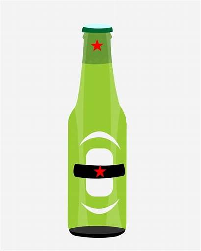 Beer Bottle Cartoon Illustration Clipart Wine Drink