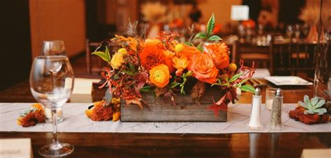 fall bridal shower ideas 30 most beautiful wedding centerpieces for 2016 fall tulleandchantilly com