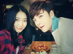 Jang Geun Suk Releases Candid Selca with Park Shin Hye on ...